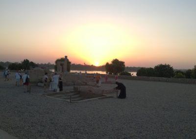 Naplemente a Nilusnál - Egyiptom