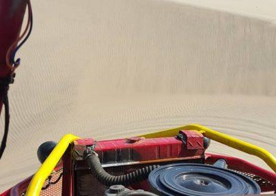 Atacama sivatag Buggy vezetés
