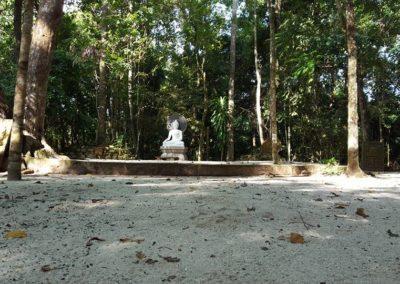 Thaiföld Buddha szobor