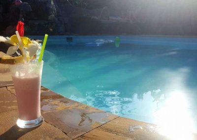 Thaiföld cocktail és medence