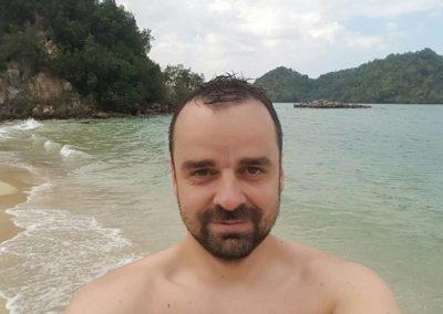 Thaiföld beach