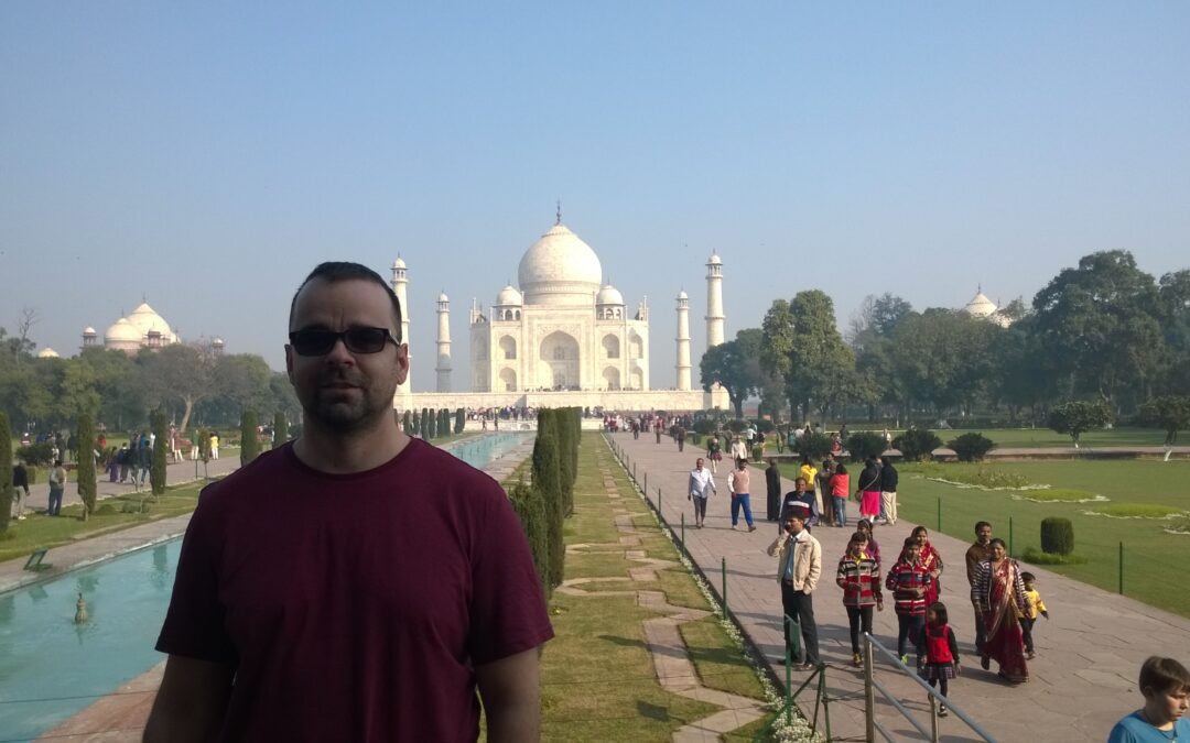 Indiai körutazás